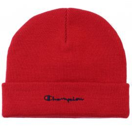 Bonnet Champion rouge 804674 mixte