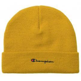 Bonnet champion moutarde