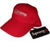 Casquette SUPREME GRIP rouge 40002