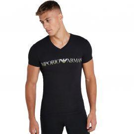 Tee Shirt EMPORIO ARMANI noir 110810