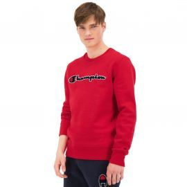 SWEAT H 213511 ROUGE CHAMPION