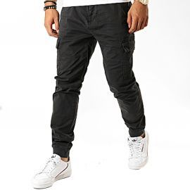 Pantalon cargo blend noir 20708722