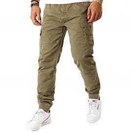 Pantalon Cargo homme blend 20708722 kaki