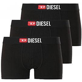 Pack de 3 boxers noir DIESEL 00STV3v-E4101