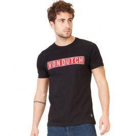 Tee shirt Von Dutch BELLS noir