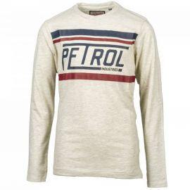 Tee shirt Petrol industries Gris b-3090-TLr608