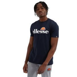 Tee shirt homme ELLESSE PRADO SHC07405 bleu navy