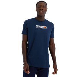Tee shirt homme OFFREDI SHE08531 bleu navy