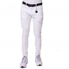 Jean blanc Project X paris T19920 pour homme
