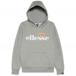 Sweat junior Ellesse gris modèle isobel