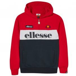 SWEAT J VINCANO ROUGE/BLEU