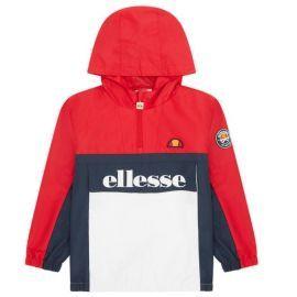 Veste tricolor enfilable junior ELLESSE GARNIOS S3E08591 rouge bleu blanc