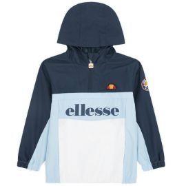 Veste tricolor enfilable junior ELLESSE GARNIOS S3E08591 bleu navy blanc bleu ciel