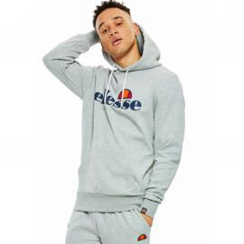 SWEAT H SHC07440 BRISBANE GRIS