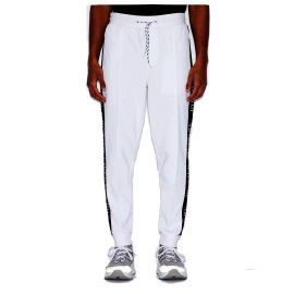 BAS jogging homme ARMANI EXCHANGE 3HZPFG ZJ3FZ blanc