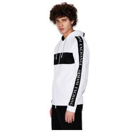 Sweat homme ARMANI EXCHANGE 3HZMAD ZJ3FZ blanc