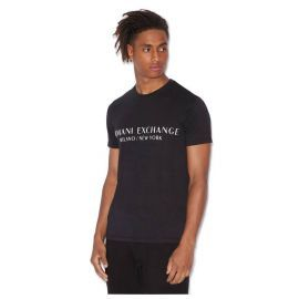 Tee shirt homme ARMANI EXCHANGE 8NZT72 Z8H4Z noir