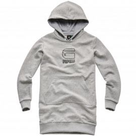 Robe sweat Gstar grise SQ30516