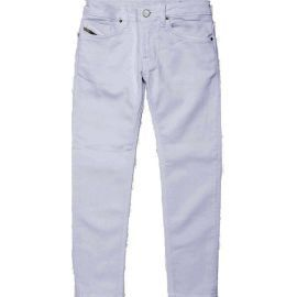 Jean slim skinny junior DIESEL THOMMER 00J3RS KXB14 K100 blanc