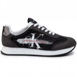 Chaussure Calvin klein noir Joam B4S0656