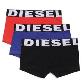 Pack 3 boxer junior DIESEL USHAWNTHREEPACK BOXER J 00J4MS 0AAMT K9 noir bleu rouge