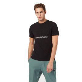 Tee shirt ARMANI 3HPT13 PJ03Z noir