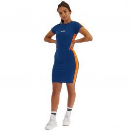 Robe ellesse Bleu et orange RIGI SGE08448