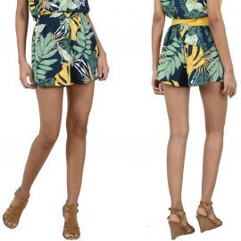 Short molly bracken Tropical Navy LA200DE20