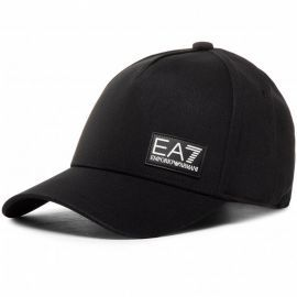 Casquette EA7 emporio Armani noir 275771 OP836