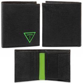 Portfeuille Guess noir et vert SMKIGLEA22