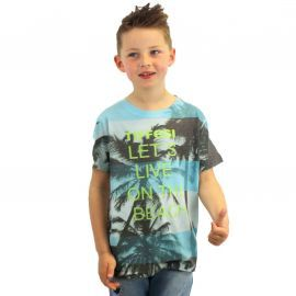Tiffosi - Tee shirt Palmiers - Funny - Junior