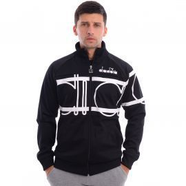 Veste zippé DIADORA jacket 80S Bold logo