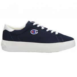 Basket champion femme bleu marine Low cut S10626-S20-BS501
