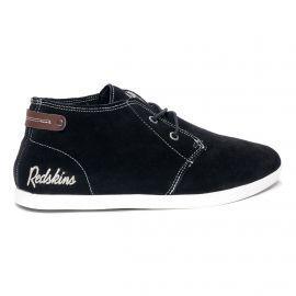 Chaussure homme Redskins montante noir Zipper Gp20102
