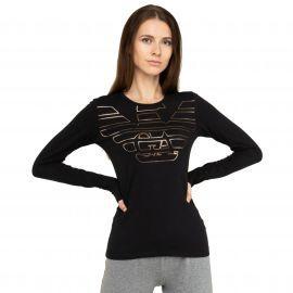Tee shirt femme armani manches longues