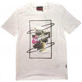 Tee shirt GREECE blanc grip CM20-10243-TPR-19-002 GRE