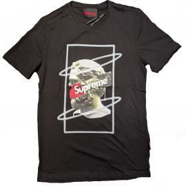 Tee shirt GREECE noir grip CM20-10243-TPR-19-000 GRE