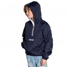 Veste enfilable enfant ELECTRIC deeluxe bleu marine S20607B