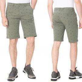 Short kaki homme palmier blend 20710122