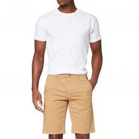 Short chino beige homme blend 20709736