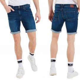 Short multiflex jean blend bleu 20710057