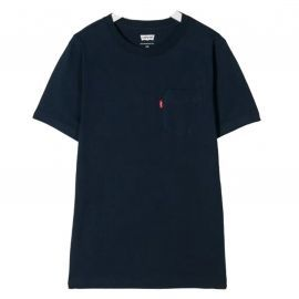 Tee shirt LEVI'S junior 9E8281-U09 bleu navy