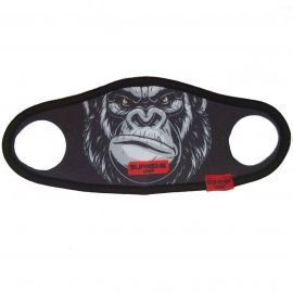 Masque gorille enfant MK20-90004