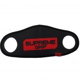 Masque de protection unisex noir et rouge MK20-80000