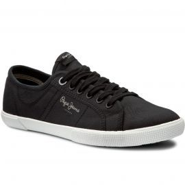 Basket pepe Jeans noir PMS30352