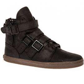 Basket Radii noir Straight Jacket Vlc BLACK GUM