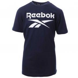 Tee shirt Reebok junior bleu marine H83033RB