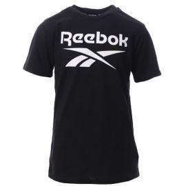 Tee shirt Reebok junior noir H83033RB