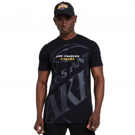 Tee Shirt Lakers Los Angeles 12369803 NEW ERA