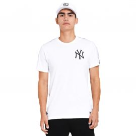 Tee shirt yankees blanc 12369819 NEW ERA